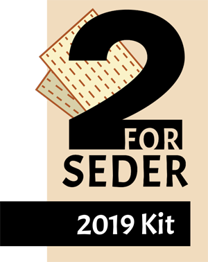 How to Host 2 for Seder